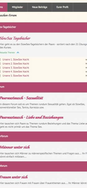 Forum – Yella und Samuel bei Lust lauschen 2018-01-18 11-43-09